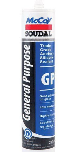 Mccoy Adhesive GP White
