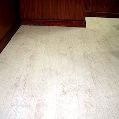 Expression Distressed White Oak Plank Flooring