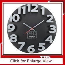 3D Jumbo Wall Clock