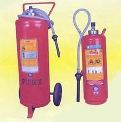 Mechanical Foam (AFFF) Fire Extinguishers