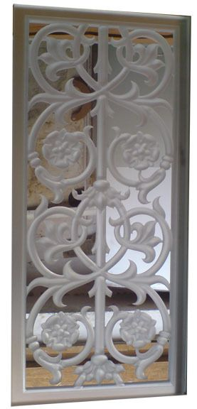 Acrylic Carving