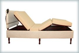 Zero Gravity Adjustable Bed