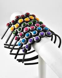 Acrylic Hair Band