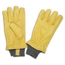 Beige Grain Glove