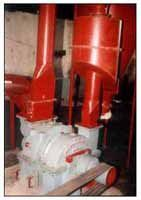 Metalic Dross Separation System