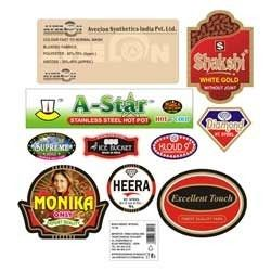 Advertising Labels