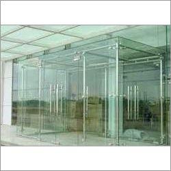 Glass Acoustics Doors
