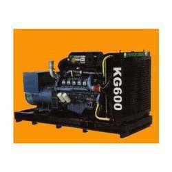 Air Cooled Silent Gensets