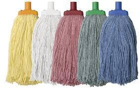 ALL COLOURS MOP YARN
