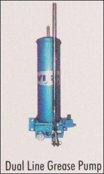 Dual Line Grease Pump