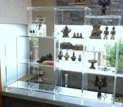 Waterproof Acrylic Display Showcase