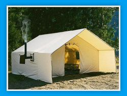 Deluxe Wall Tent