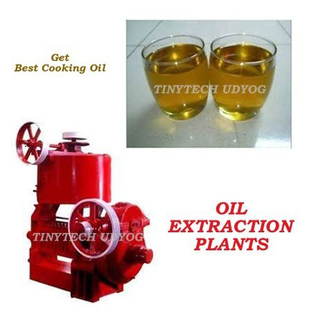 Oil Extraction Plants