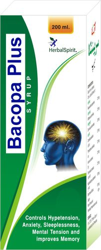 Bacopa Plus Syrup