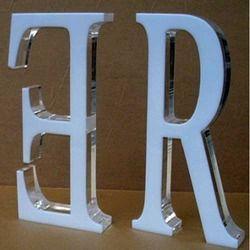 Acrylic Crystal Letter