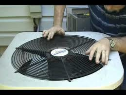 Air Conditioning Fan Guard