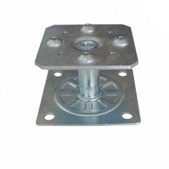 Pedestal In Raised Access Floor System
