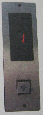 Beautiful Elevator Switch Panel