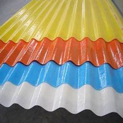 Colored Frp Sheets