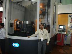 5 Axes Machining Center