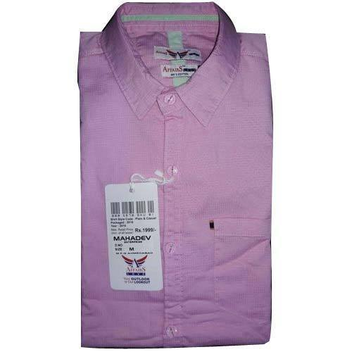Stylish Mens Cotton Shirt
