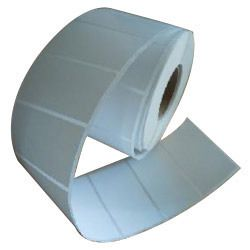 Fine Quality White Adhesive Label