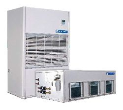 Packaged Aircontioner and Ducted Splits