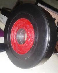 Agriculture Ci Bonded Wheel