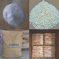 CO-PES Hot Melt Adhesive Powder for heat transfer print