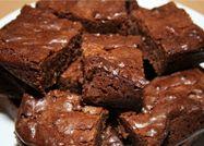 Fudge Cake Brownie