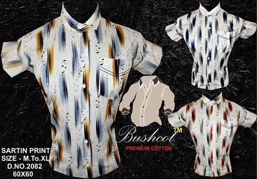Sartin Print Shirts