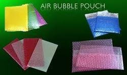 Colored Air Bubble Pouch