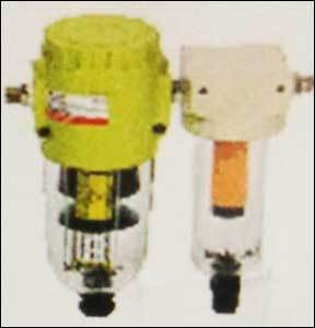 Air/Moisture Filter (Manual/Auto)