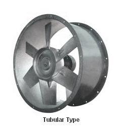Axial Fan Tubular Type