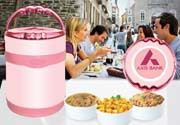 Axis Bank Dashing Lunch Box With 3 Container Set