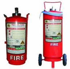 Chemical Foam / AFFF Type Extinguishers
