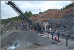 Heavy Duty Aggregate Conveyors