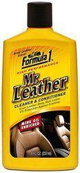 Formula 1 Mr.Leather Cleaner & Conditioner 237ml