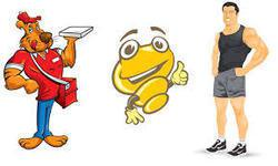Character And Mascot Designing Services