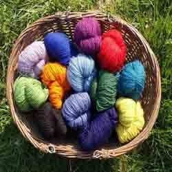 High Demand Colour Yarn