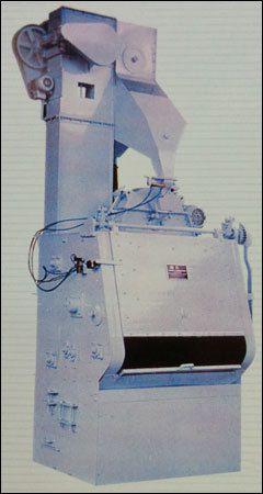 Airless Centrifugal Tumb Blast Shot Blasting Machine