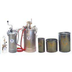 Pressure Feed Tank Packages