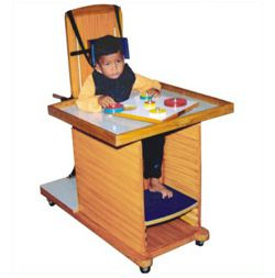 RELAXATION CHAIR (with adjustable incline & tray)
